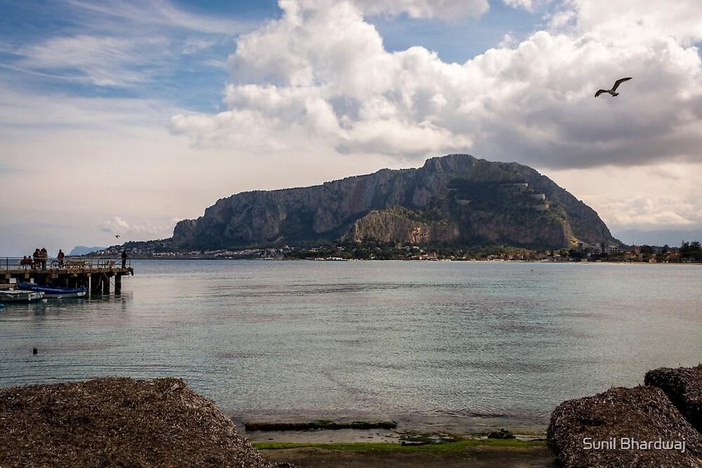Island of Italy by Sunil Bhardwaj