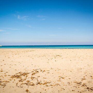 Sandy beach by sunilbhar