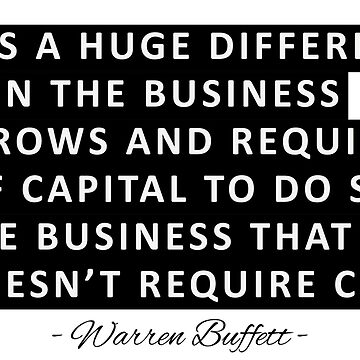 Huge difference ... Warren Buffett by giovybus