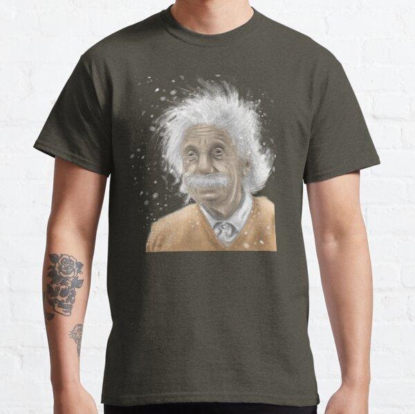 Albert Einstein -mastermind tee Classic T-Shirt