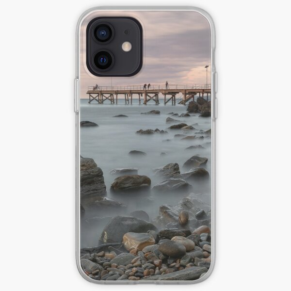 Second  Valley  iPhone Soft Case