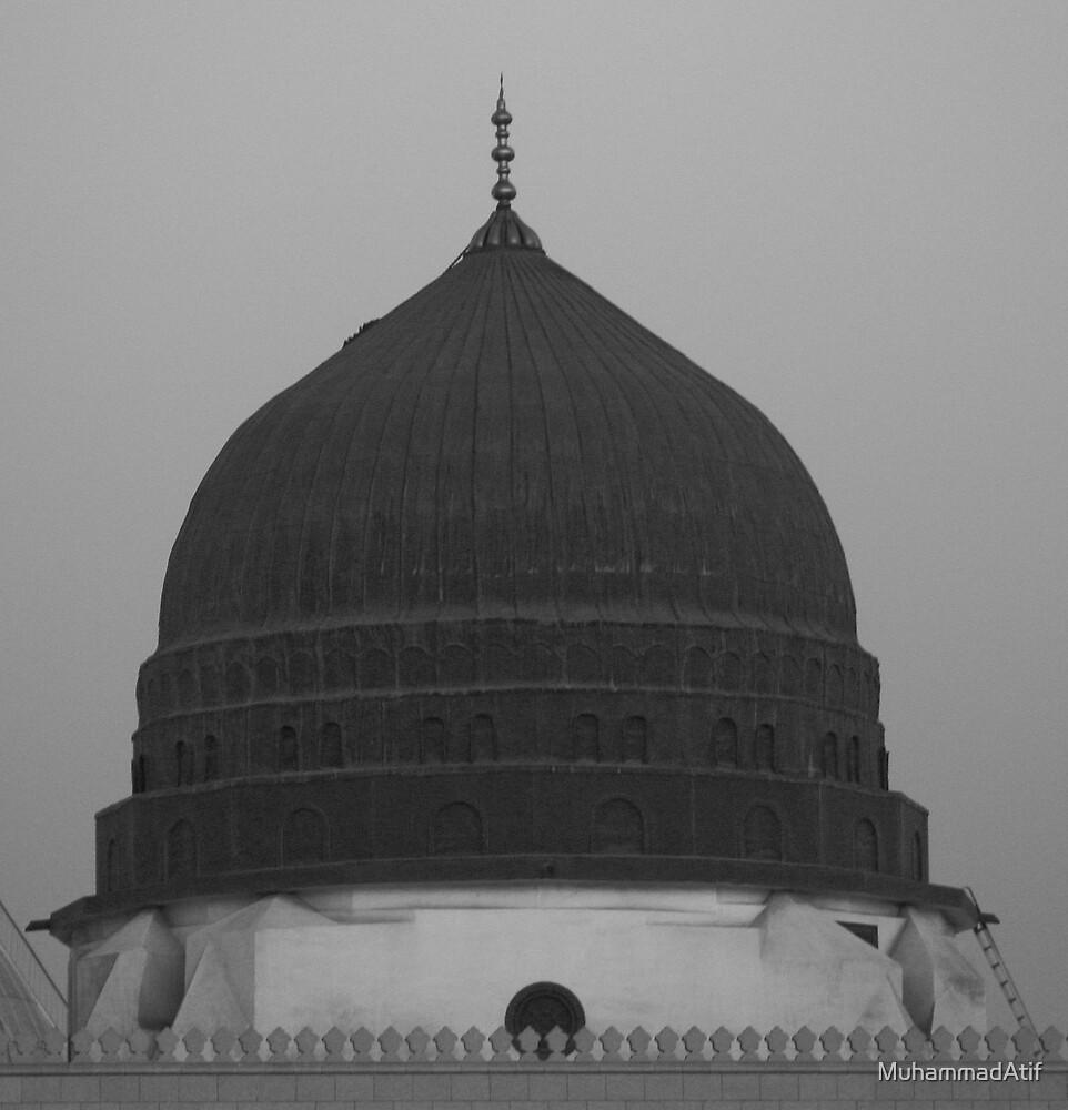The Dome - Medina by MuhammadAtif