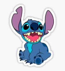 Stich - fashionable cool and beautiful design Sticker