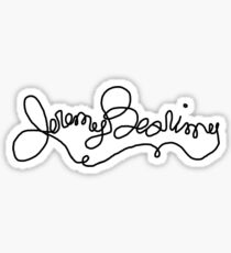 Jeremy Bearimy Sticker