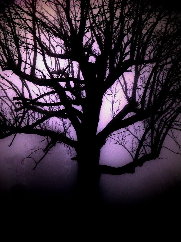 Purple Fog by loramae