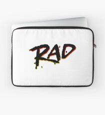 RAD 1980's BMX MOVIE Laptop Sleeve