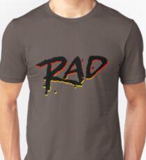 RAD 1980's BMX MOVIE Unisex T-Shirt