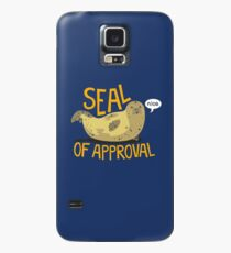Seal of Approval Case/Skin for Samsung Galaxy
