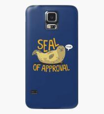 Prüfsiegel Hülle & Klebefolie für Samsung Galaxy