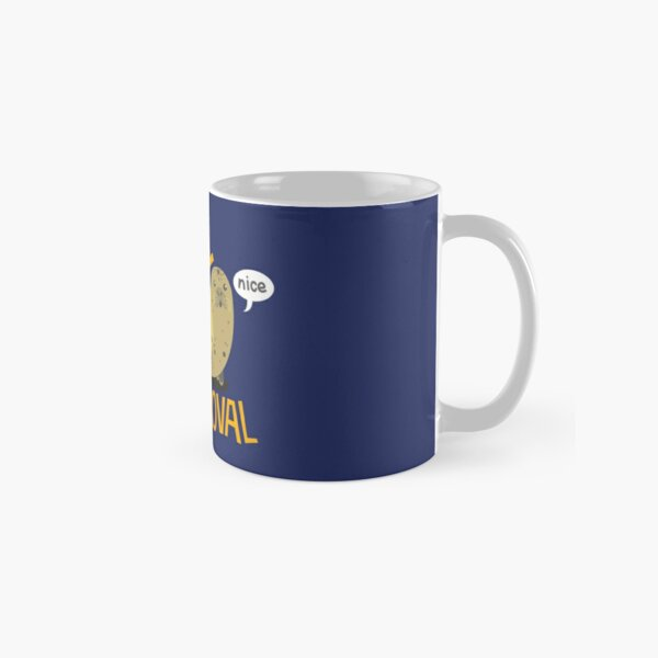 Seal of Approval Classic Mug