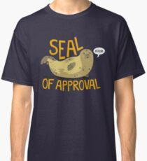 Seal of Approval Classic T-Shirt