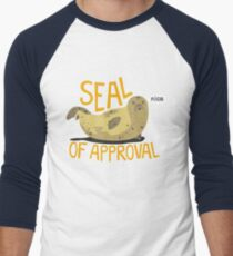 Seal of Approval Baseball ¾ Sleeve T-Shirt