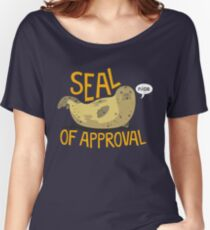 Sceau d'approbation T-shirts coupe relax