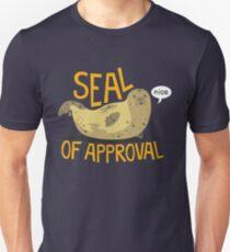 Camiseta ajustada Sello de aprobación