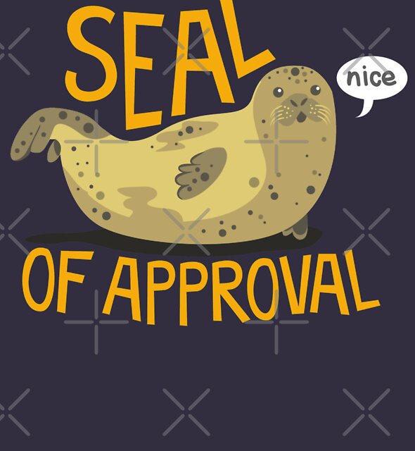 Seal of Approval by jaffajam