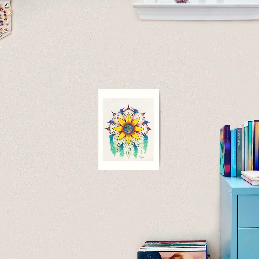 Symphony of Summer Art Print