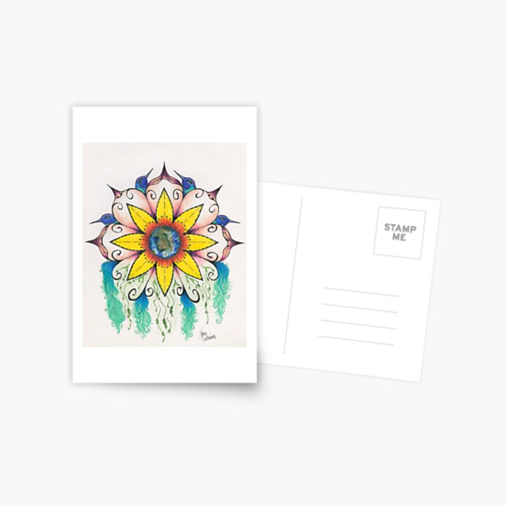 Symphony of Summer Postcard