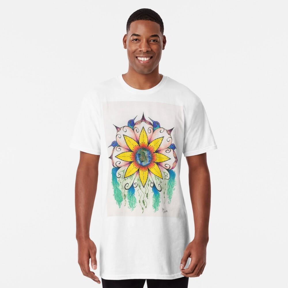 Symphony of Summer Long T-Shirt