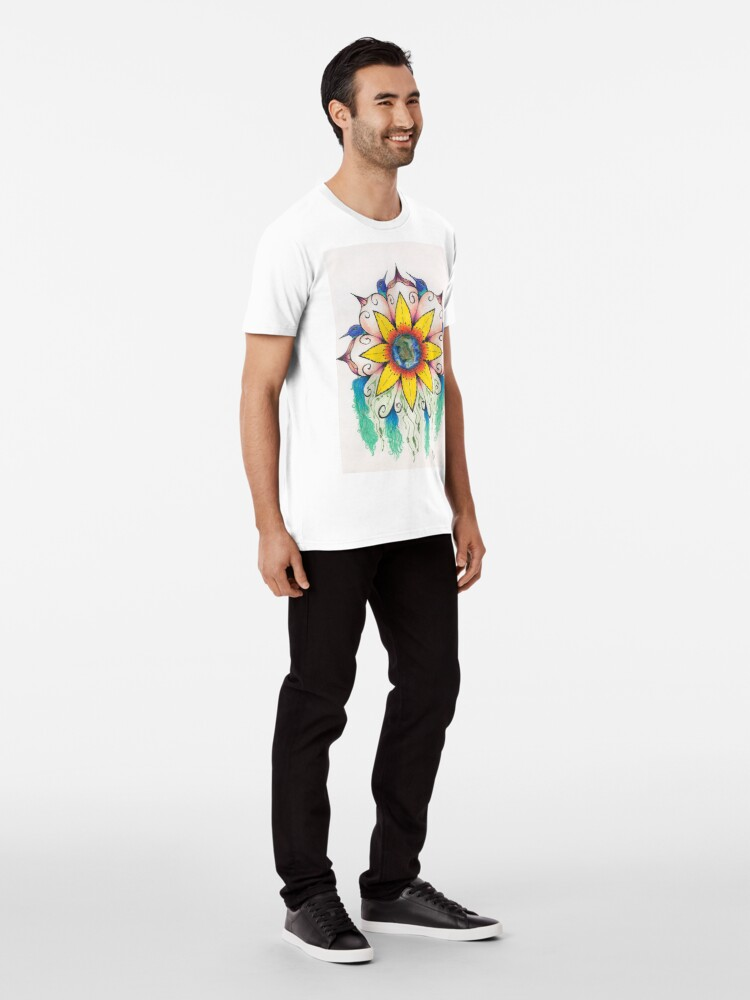 Alternate view of Symphony of Summer Premium T-Shirt
