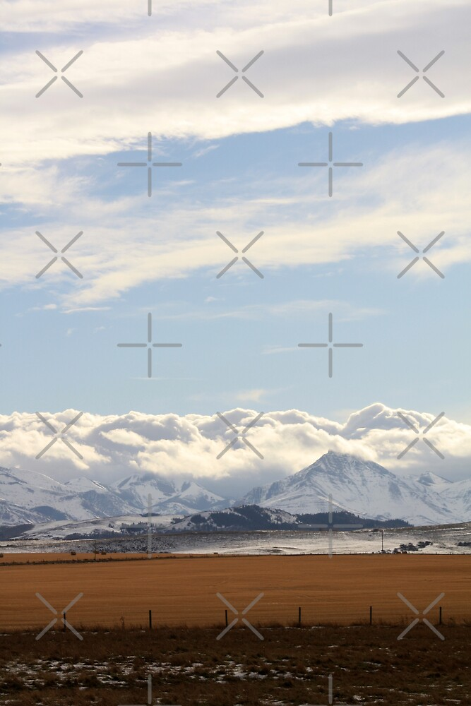Snow in the Mountains by Alyce Taylor