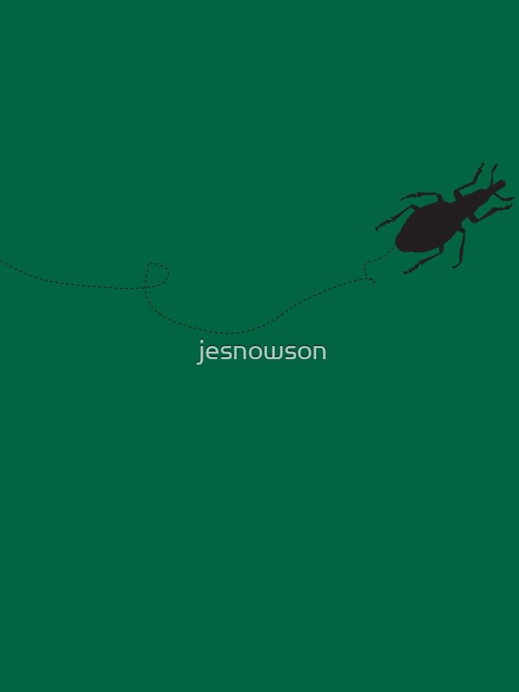 buggy walking by jesnowson