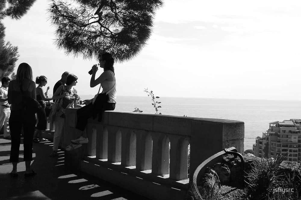 Girls under tree by jsflysrc