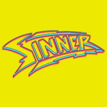 Sinner Logo - Mat Sinner  by tomastich85
