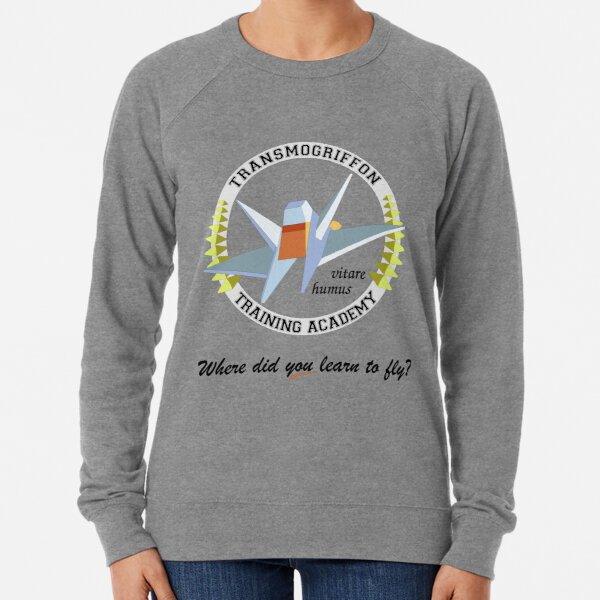 Transmogriffon Training Academy Challenge Lightweight Sweatshirt