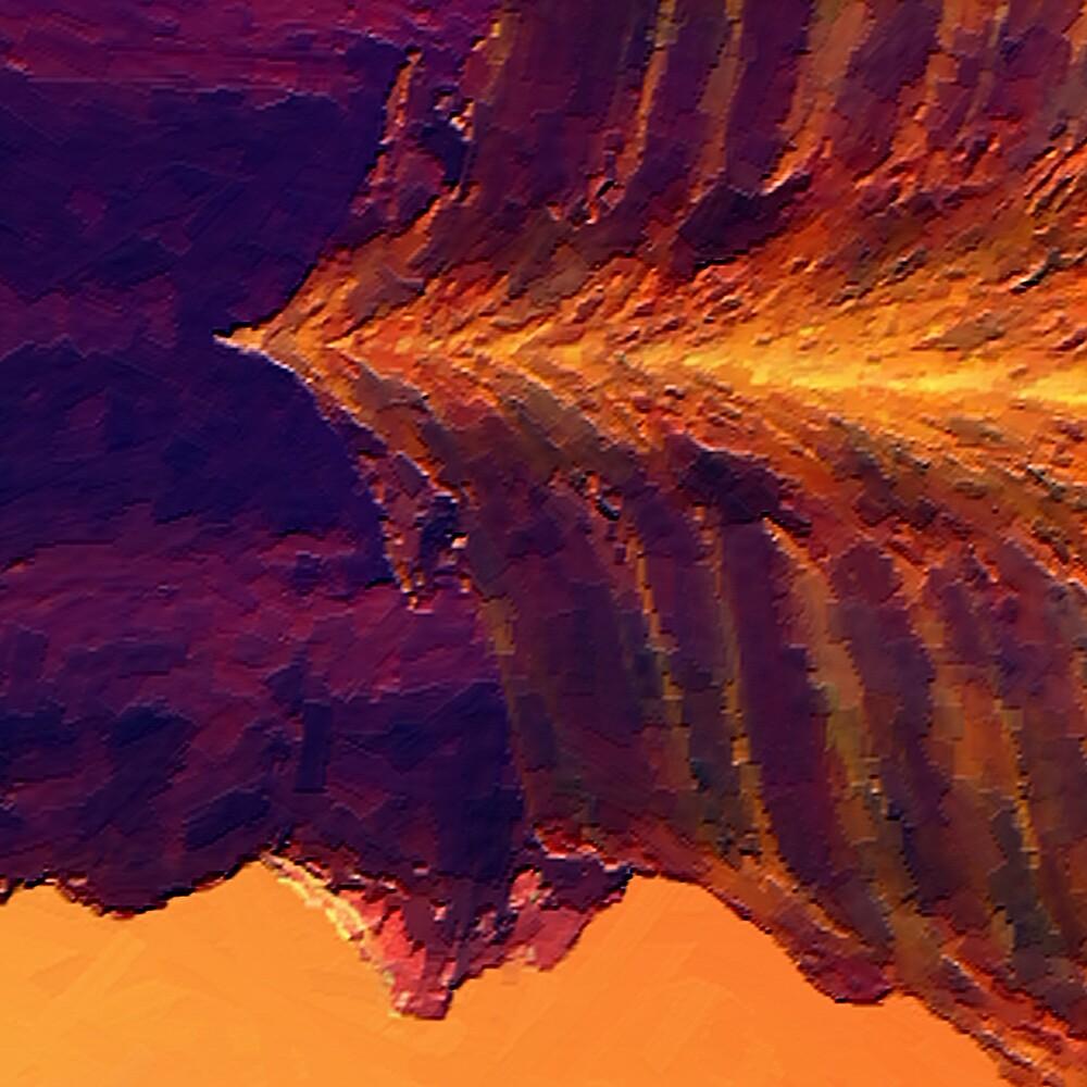 Big Sky Canyon 1000 by Hugh Fathers