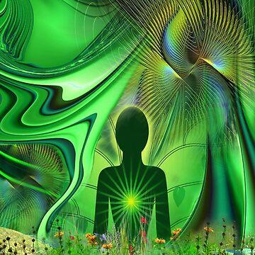 Heart Chakra Energy by NadineMay