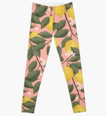 lemon tree Leggings
