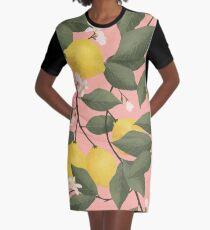 lemon tree Graphic T-Shirt Dress