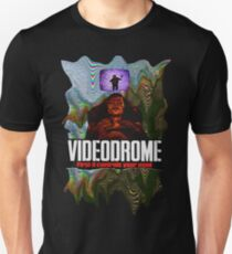 Videodrome Slim Fit T-Shirt