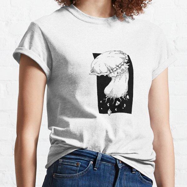 Big Mushroom  Classic T-Shirt
