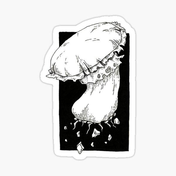 Big Mushroom  Sticker