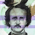 Edgar Allan Poe Raven Style by philspaulding