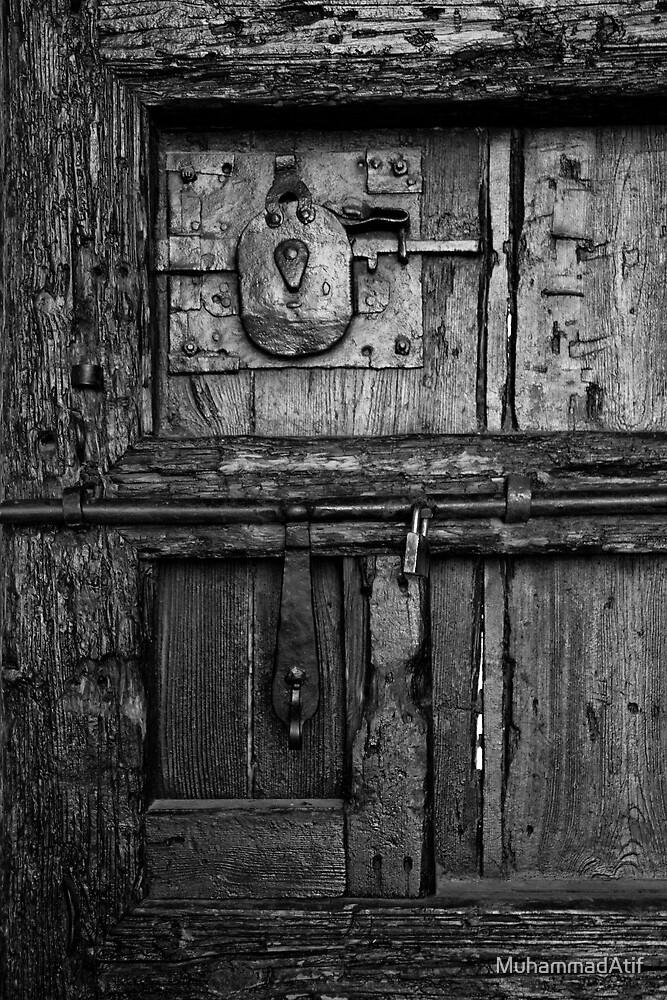 Lock of History - Kairouan by MuhammadAtif