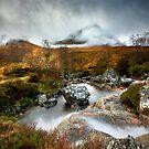 Scotland : Srón na Créise by Angie Latham