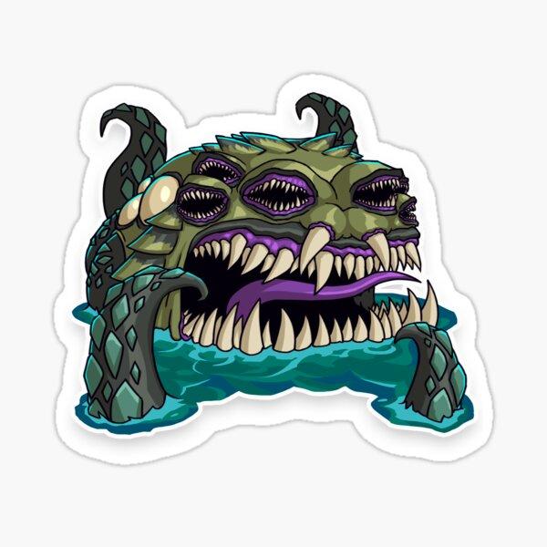 Yogg SaREEEEEE Sticker