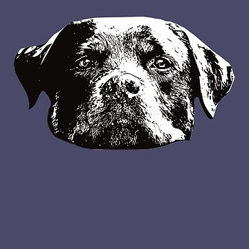 Rottweiler - Rottie Christmas Gifts by DoggyStyles