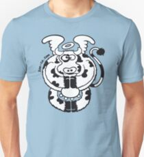 Mystic Cow, bless our daily milk! Unisex T-Shirt