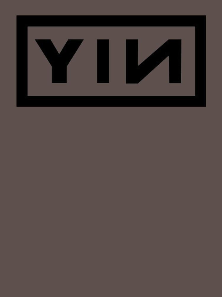 Yin Yoga (Black) by Quietmind