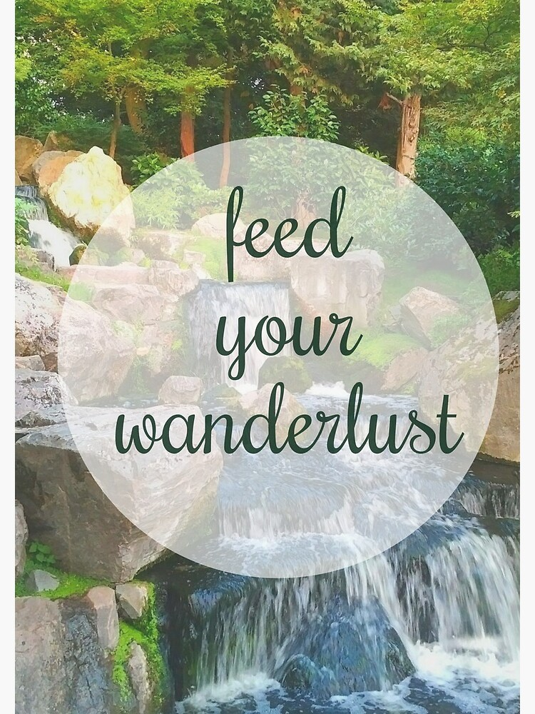 Feed your wanderlust by BrightNomad