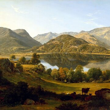 John Glover Ullswater, Early Morning by pdgraphics