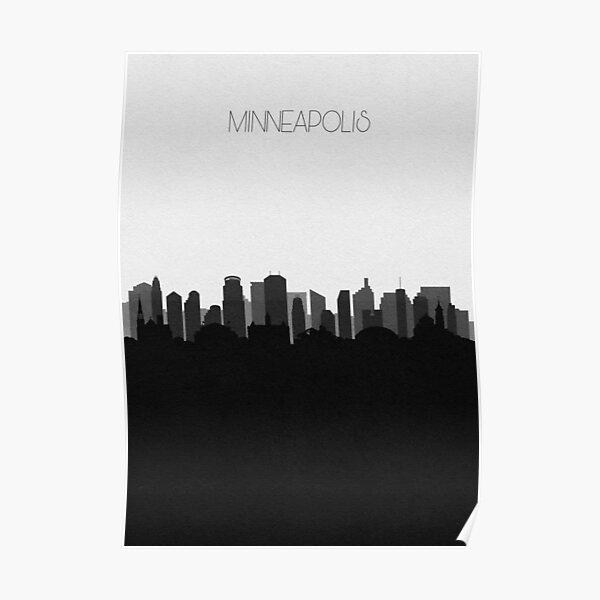 Travel Posters   Destination: Minneapolis Poster