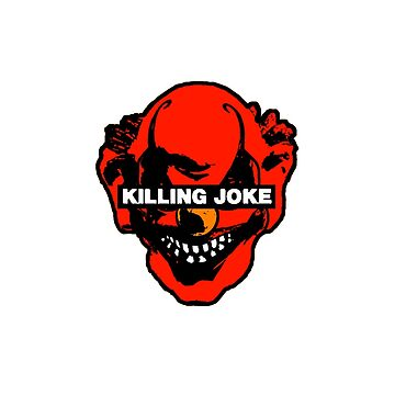 Killing Joke by BlueMonday1982