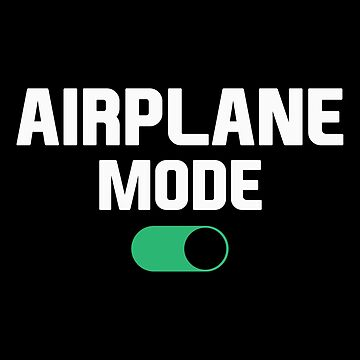 Airplane Mode On by DJBALOGH