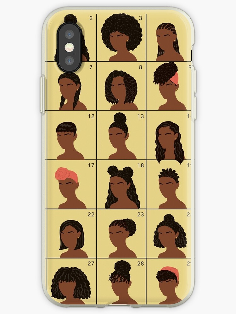 A Black Girls Hair Guide by Karissa Tolliver