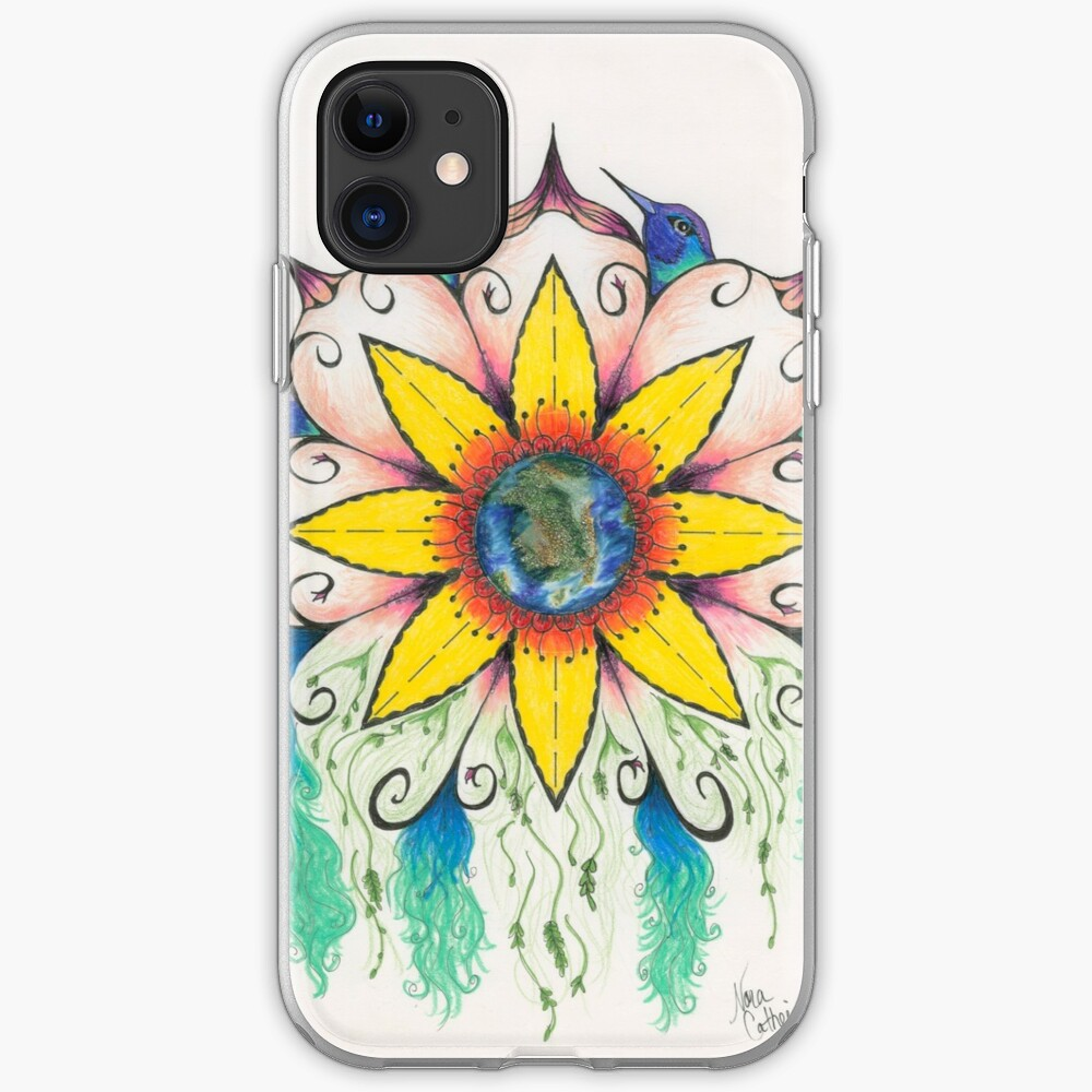 Symphony of Summer iPhone Case & Cover