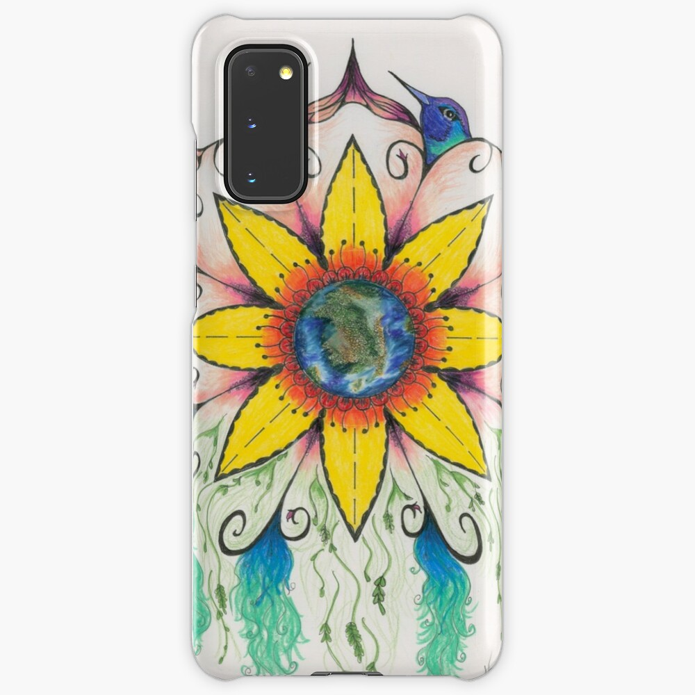 Symphony of Summer Case & Skin for Samsung Galaxy